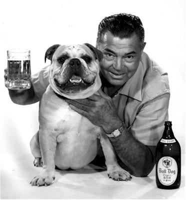 George Foreman Hot Dog Ad