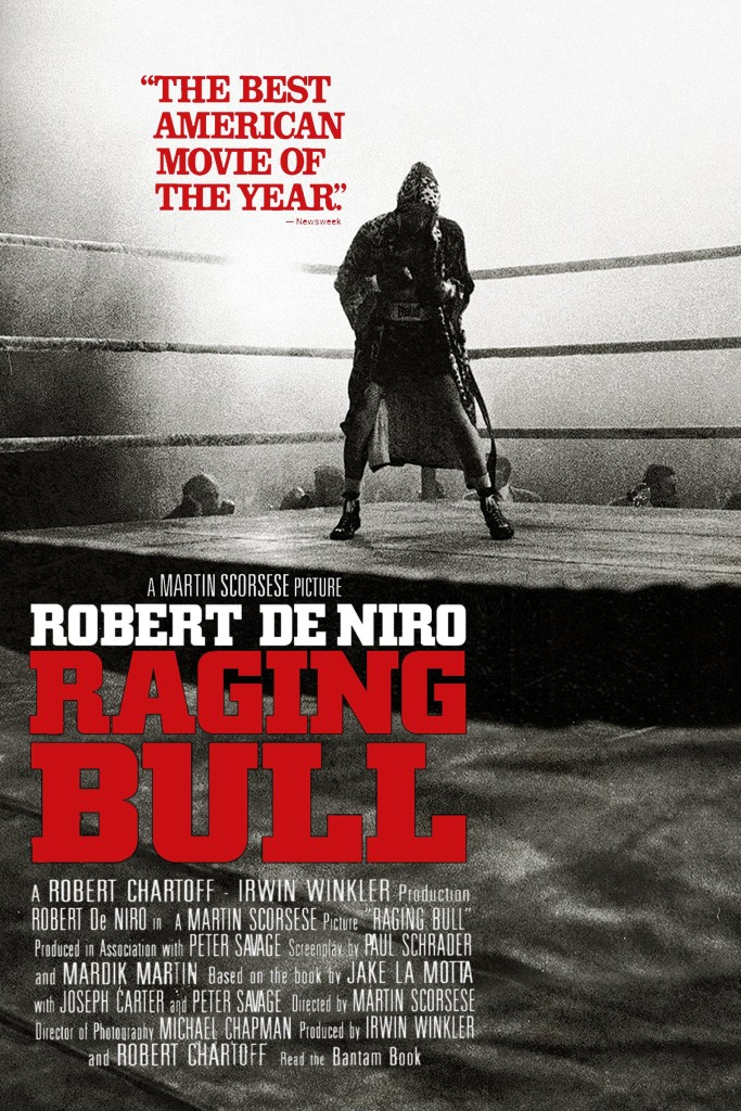 BNRaging Bull Poster