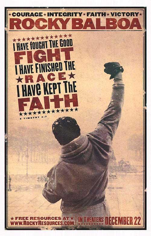 BNRocky Balboa Poster