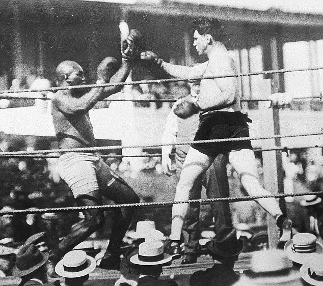 Johnson believed that even at the age of 37 and carrying excess flab, he would be good enough to withstand the challenge of Jess Willard.