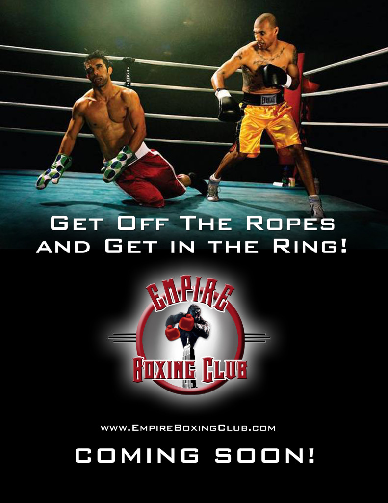 Boxing Ad