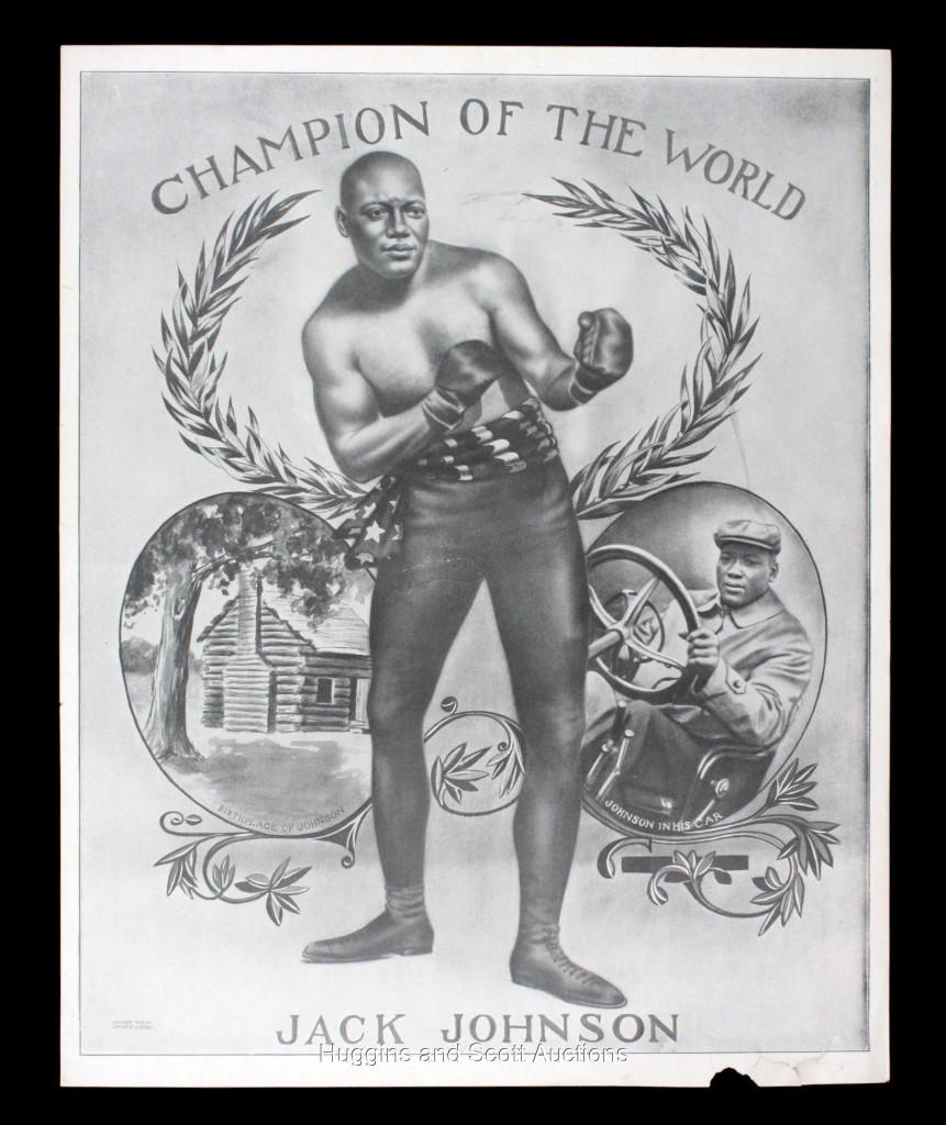 WWWWWWWWWWJack Johnson Champion Photo