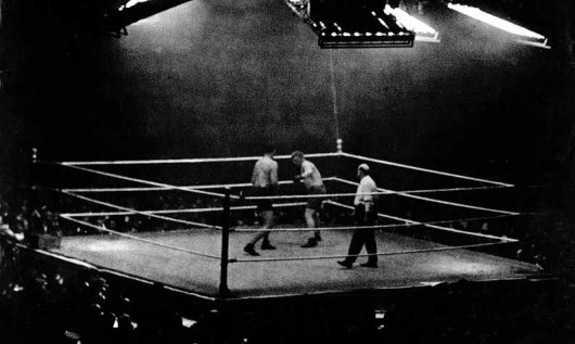 Jess Willard vs. Frank Moran in 1916 (CLICK PHOTO TO VIEW FIGHT ACTION)