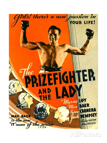 baer prizefighter and the lady