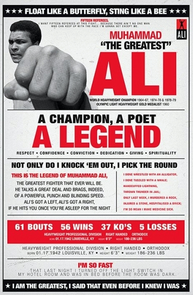 boxing poster#12
