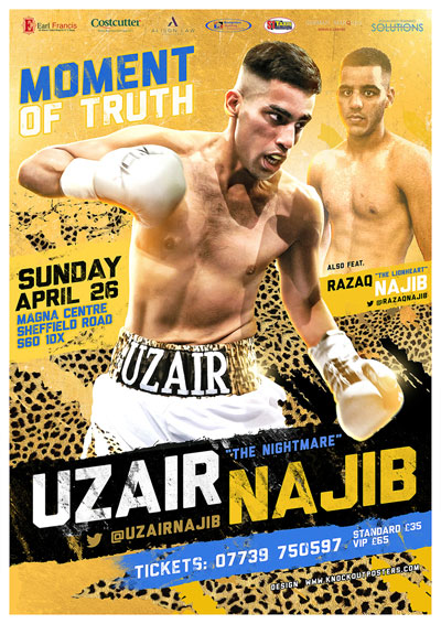 boxing poster#24