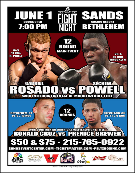 boxing poster#38