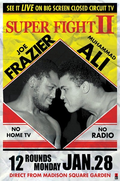 boxing poster#42