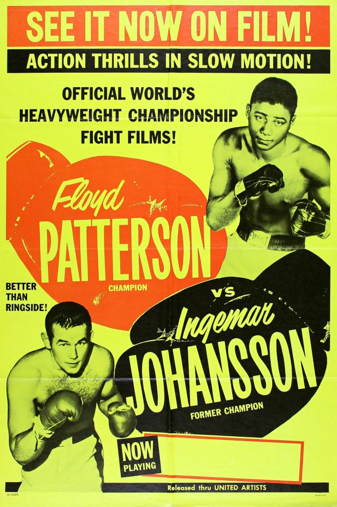 boxing poster#47