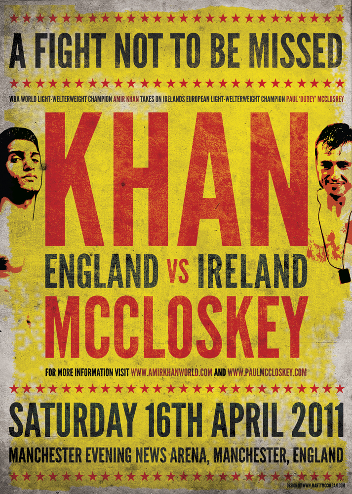 boxing poster#48
