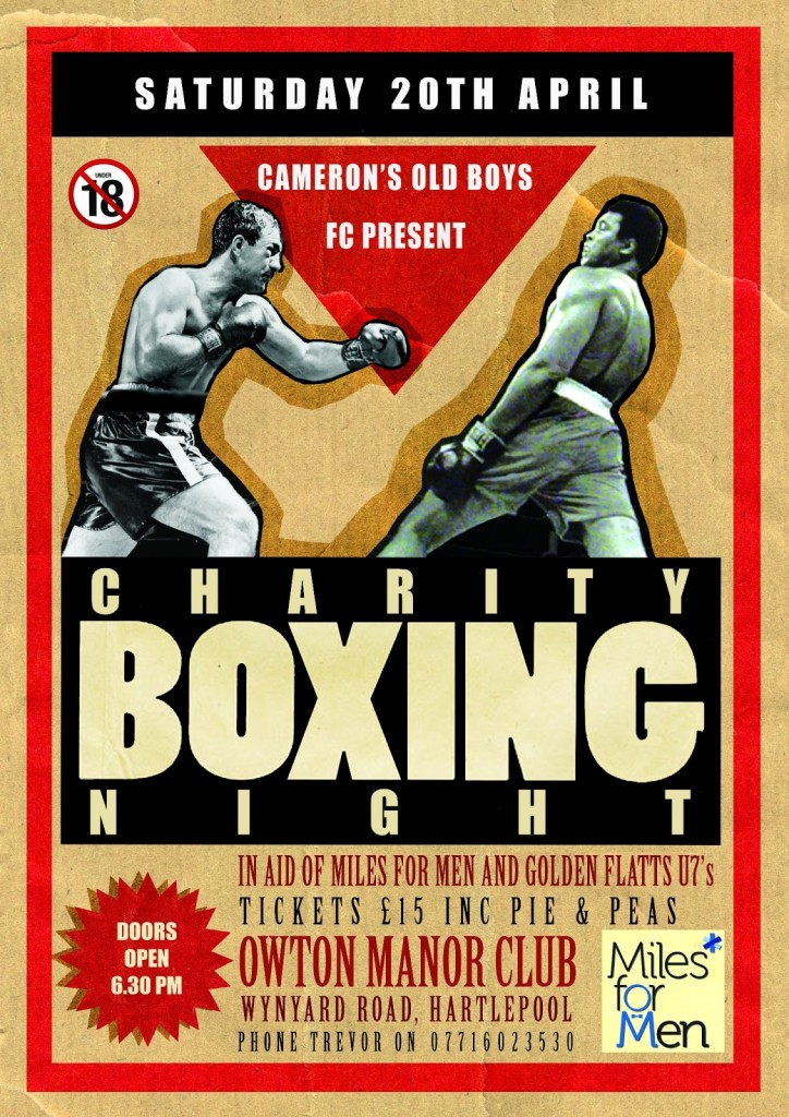boxing poster#54