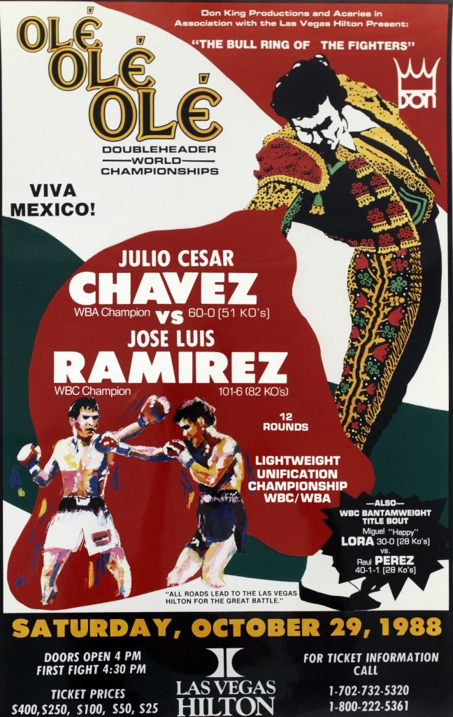 boxing poster#57