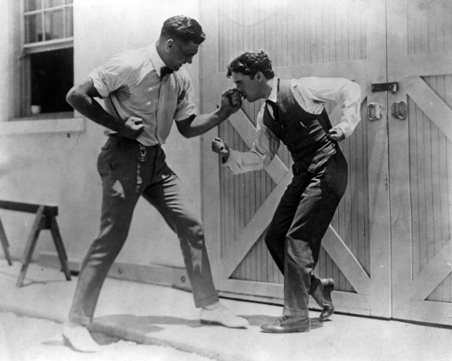 chaplin and dempsey