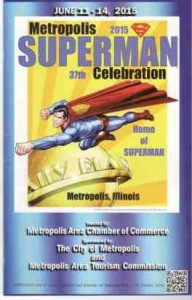 FFFFFFFFFSuperman Celebration 2015 Program.
