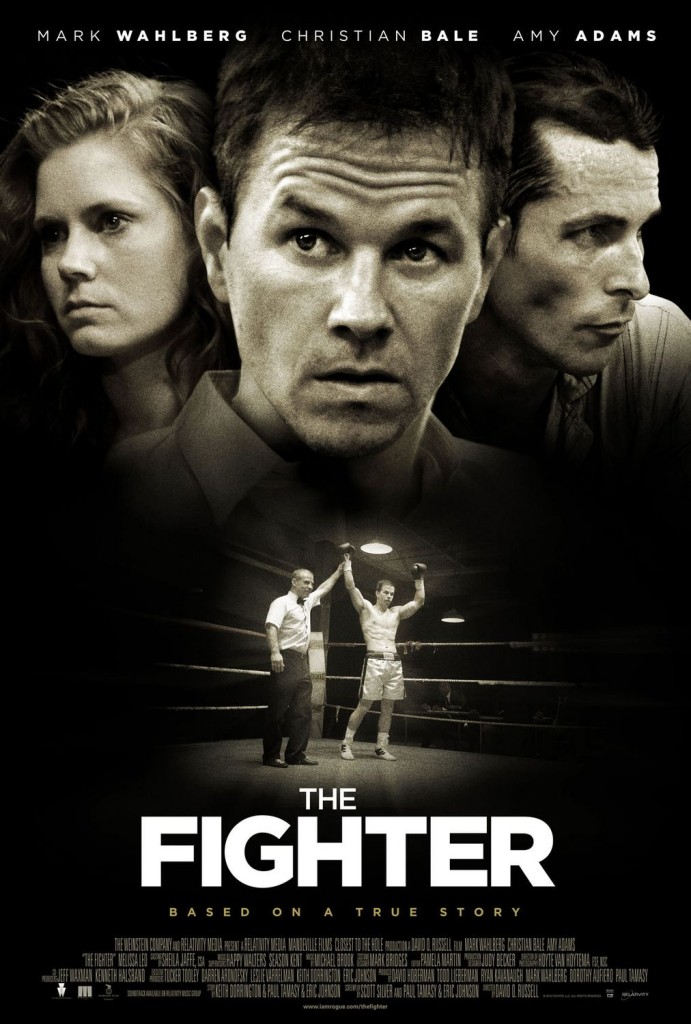 OOOOOOOOOBoxing Poster The Fighter