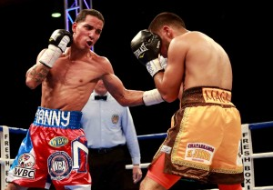 Manny Rodriguez vs. Alex Rangel