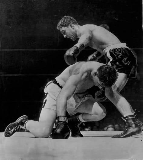 SSSSSSSRocky Marciano Tribute Photo - Rex Layne