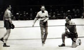 Max Baer vs. Primo Carnera in 1935