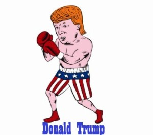 Donald Trump Boxing