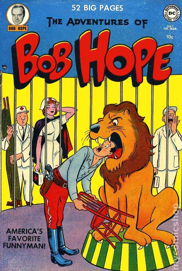 HOPEBob Hope Comics 15