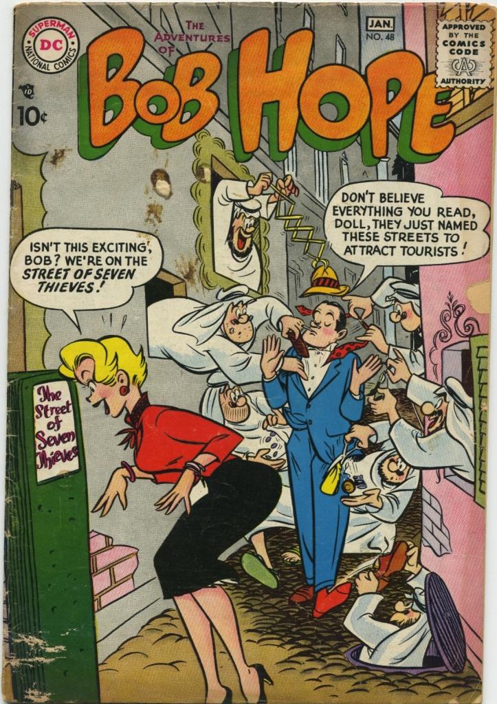 HOPEBob Hope Comics 16
