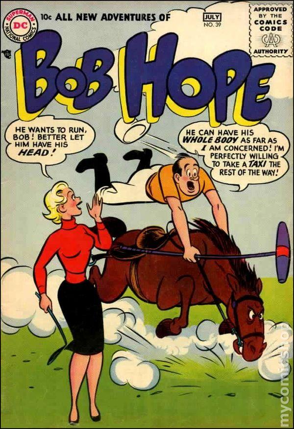 HOPEBob Hope Comics 21B