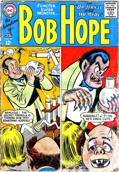 HOPEBob Hope Comics 25