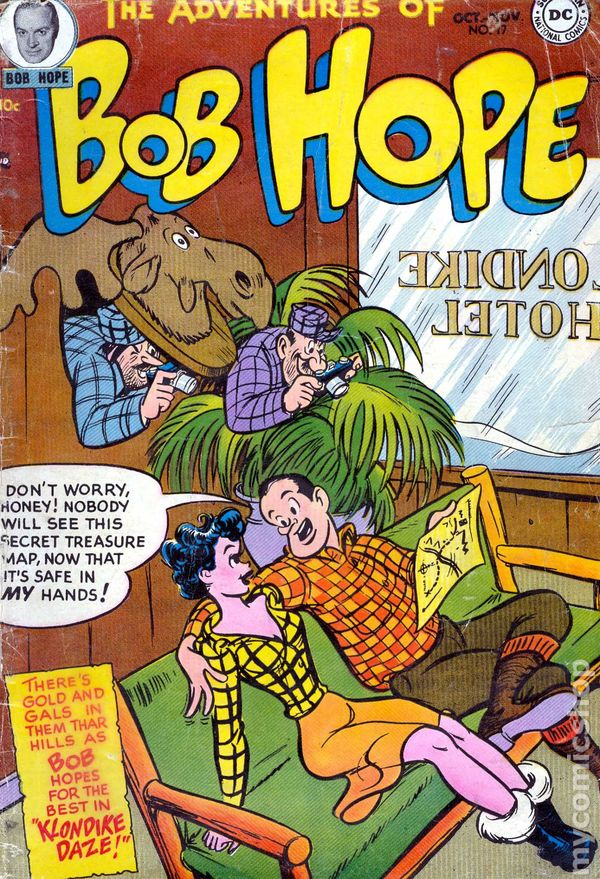 HOPEBob Hope Comics 27