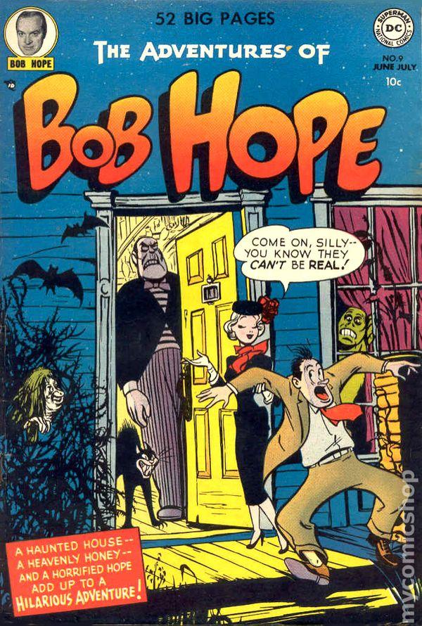 HOPEBob Hope Comics 29