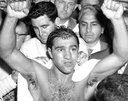 Heavyweight Champion Rocky Marciano