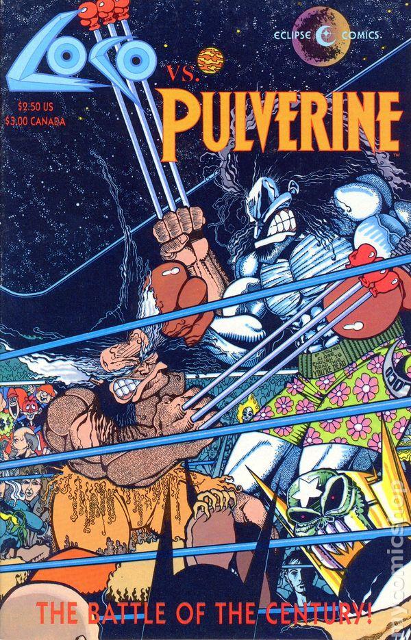 NEWBoxing Comic Book 9.