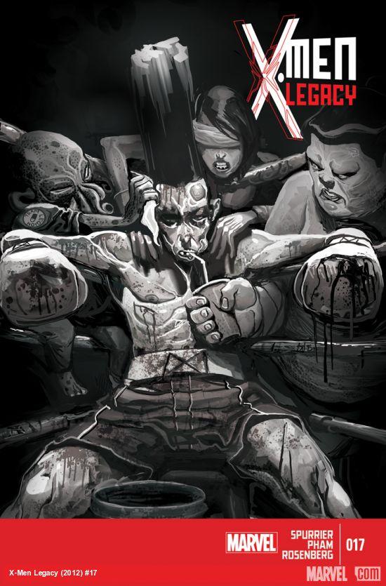 NEWboxing Comic Book The X-Men.