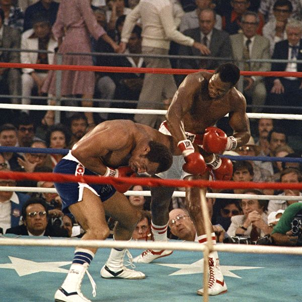 Larry Holmes vs. Ken Norton 1978.