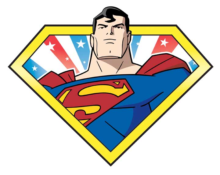 Superman Cartoon 4