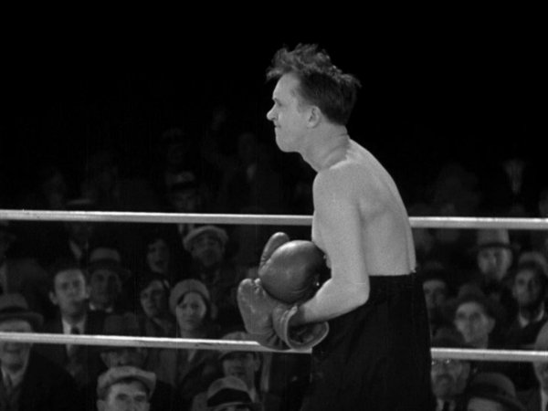 Stan Laurel Boxing