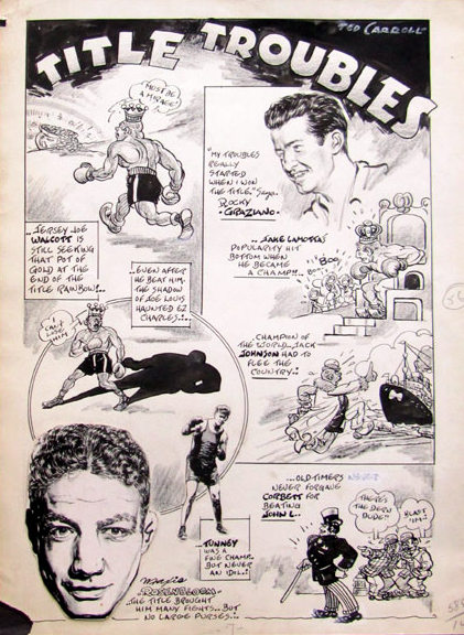 USABNNew boxing cartoon Graziano.