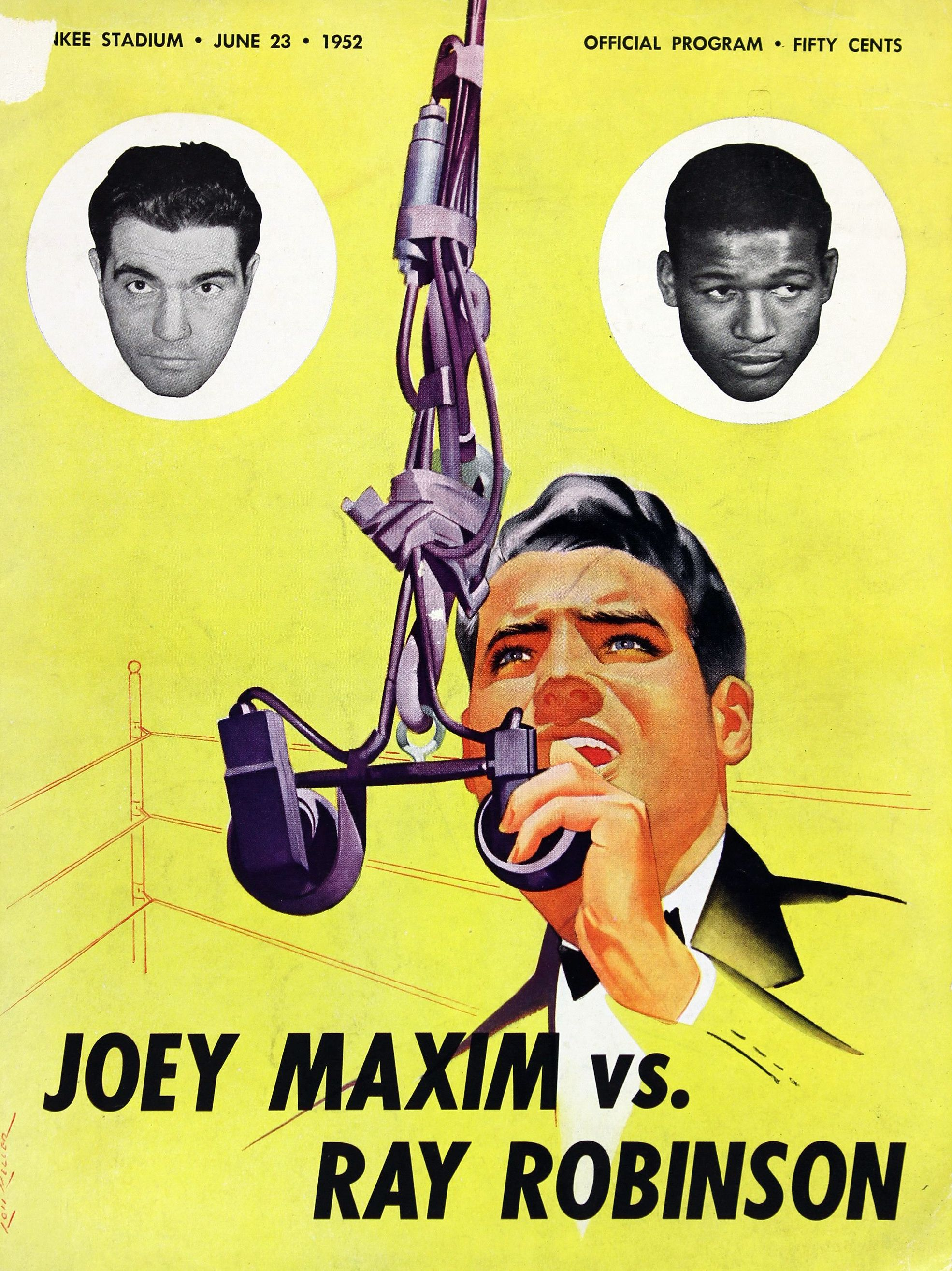 March Robinson-Maxim Program.