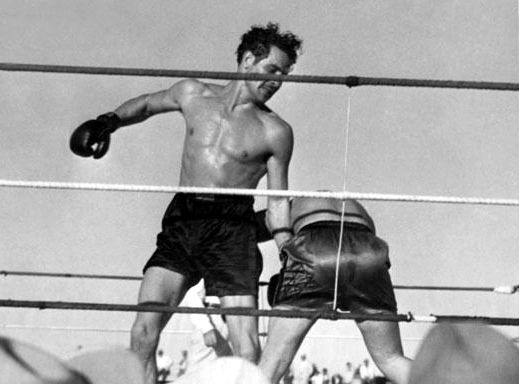Max Baer vs. King Levinsky.