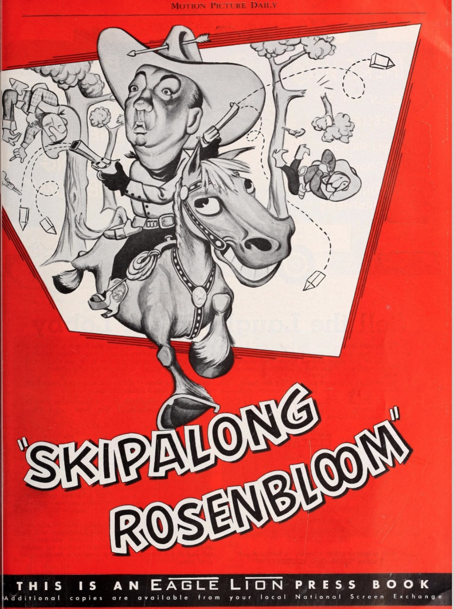 Skipalong-poster