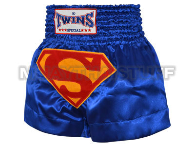 Superman Boxing Trunks