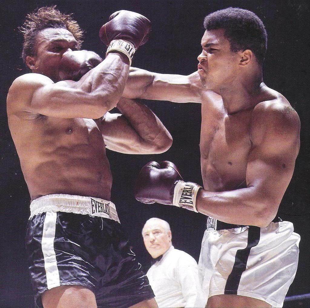 Ali vs. Williams.