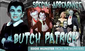 Buthch Patrick from the MUNSTERS televison show. (CLICK PHOTO TO SEE THE USA BOXING NEWS INTERVIEW WITH BUTCH PATRICK)