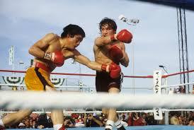 1982-11-13 Caesars Palace, Las Vegas, Nevada, USA Ray 'Boom Boom' Mancini (24-1-0) vs Duk Koo Kim.