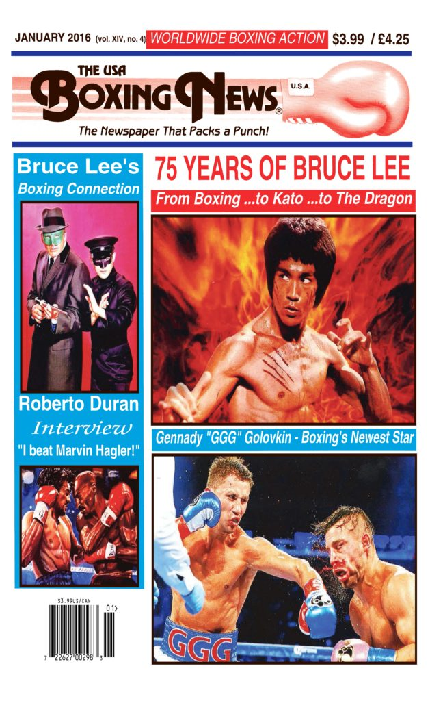 Bruce lee Jan2016Issue