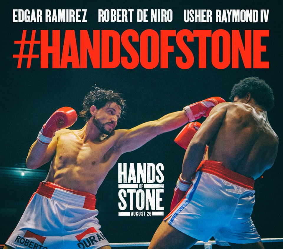 Hands of Stone - Another Movie Poster.