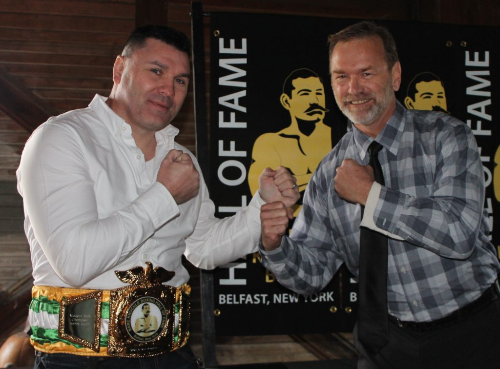 Bobby Gunn (L) and Scott Burt (R)