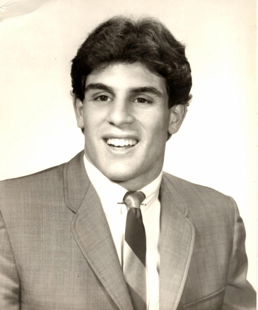 Alex Rinaldi in 1982