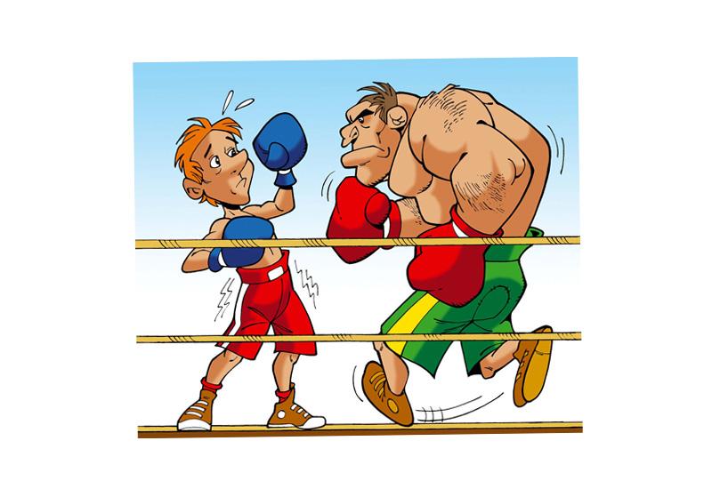 смешные картинки ринг