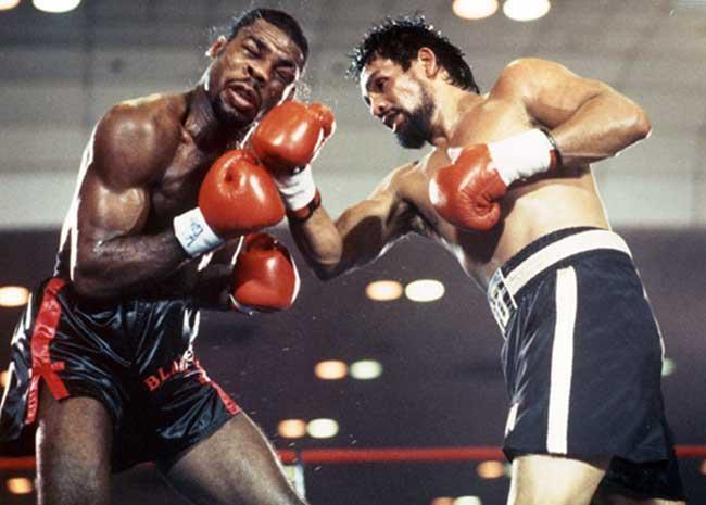 "Iran ""The Blade"" Barkley – Legendary Triple Champion – THE"