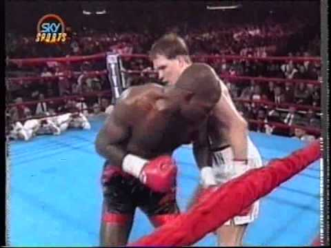 Iran Barkley vs. Darrin Van Horn (CLICK PHOTO TO SEE VIDEO)